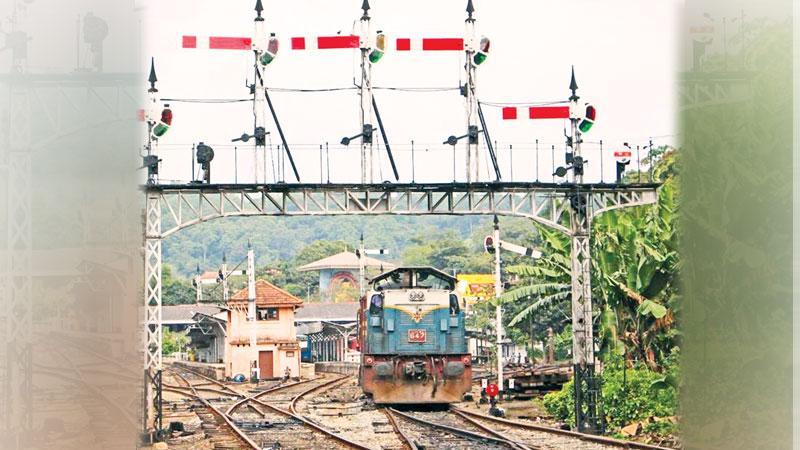 Semaphore signals system