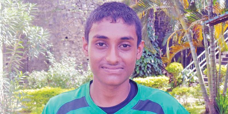Kavindu Rashmika