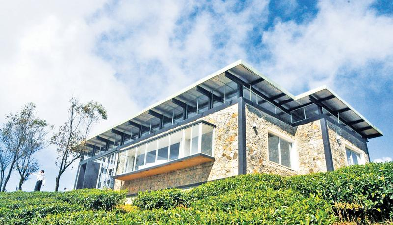 Dilmah Conservation's 'One Earth Centre for Climate Change Research and Adaptation' at Queensberry Tea Estate