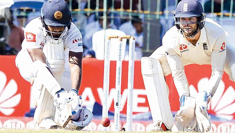 3rd Test, England tour of Sri Lanka at Colombo, Nov 23