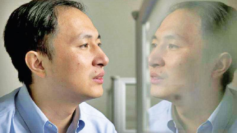 He Jiankui says two babies have been born as a result of his CRISPR experiment