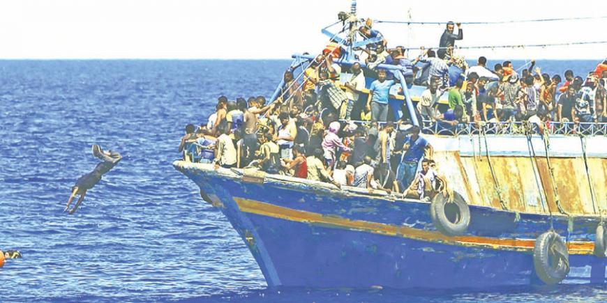Celebrating migration