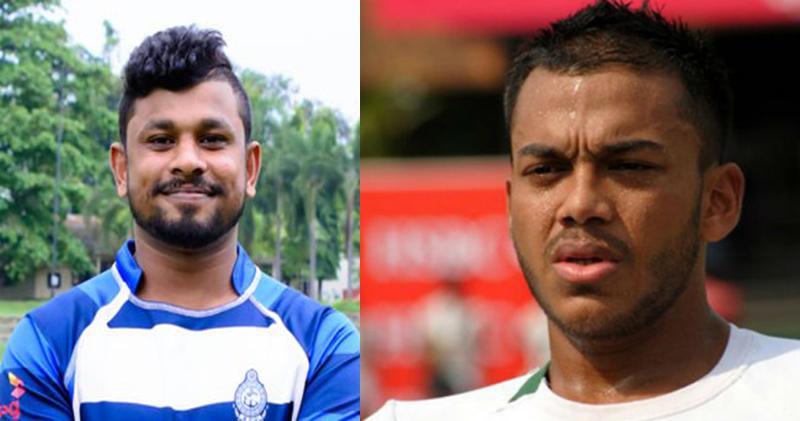 Thilina Weerasinghe-Yoshitha Rajapaksa