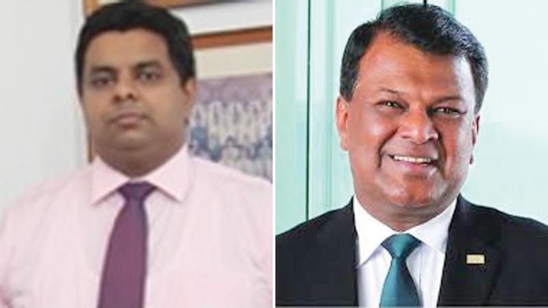 Sohan Samaranayake and Roshan Rajadurai