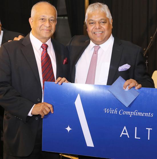Altair Sponsors Colombo Club AGM