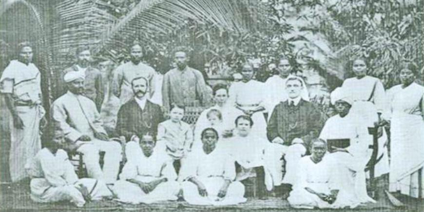 Green Memorial  hospital staff -1905