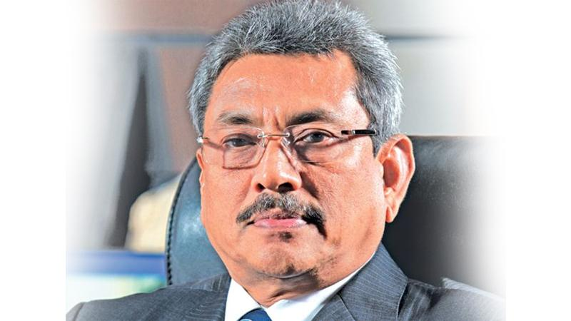 Lasantha's daughter takes Gota head on