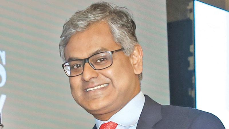 Chairman Krishan Balendra