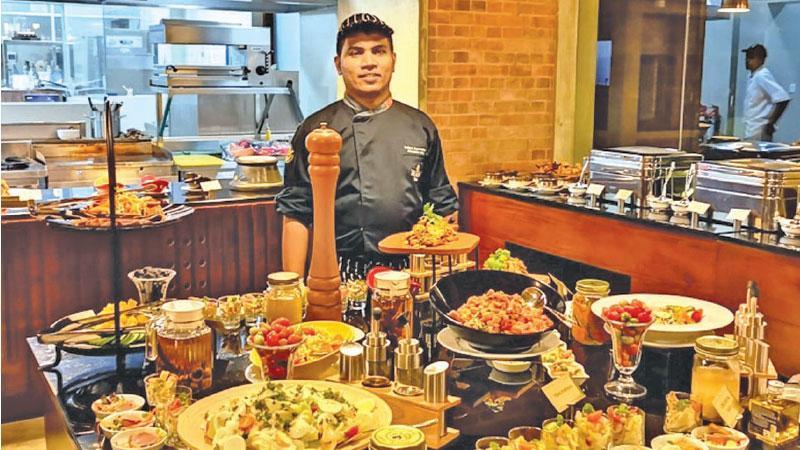 Chef Udaya Jayaratne