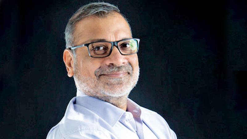 Ajit Gunawardene