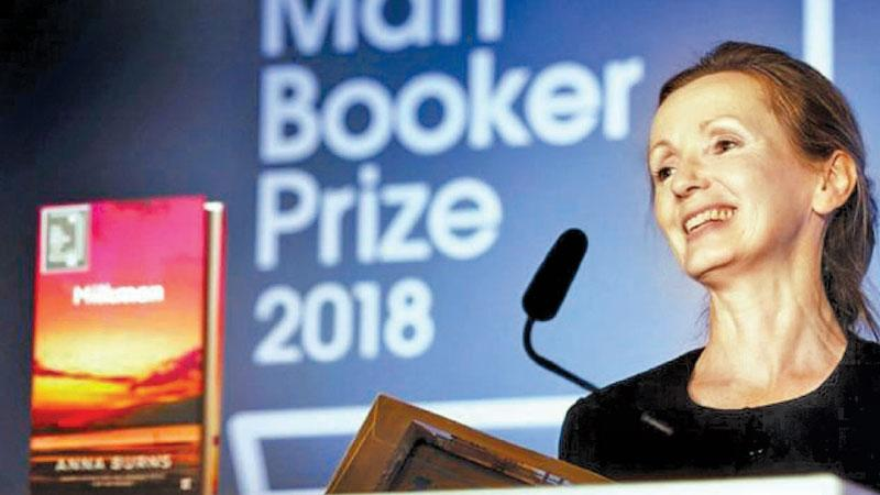 Anna Burns won the £50,000 prize in 2018 for her novel Milkman