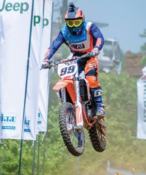 Jacques Gunewardena in action