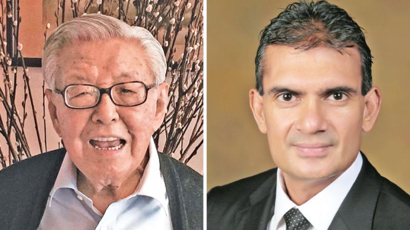 S. P. Tao and Pravir Samarasinghe