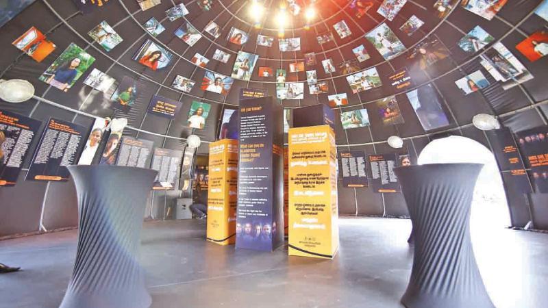 The Dome. Courtesy - Colombo Mayor's Office