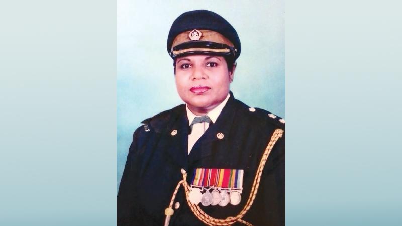 Lt Col Mantri Coswatte