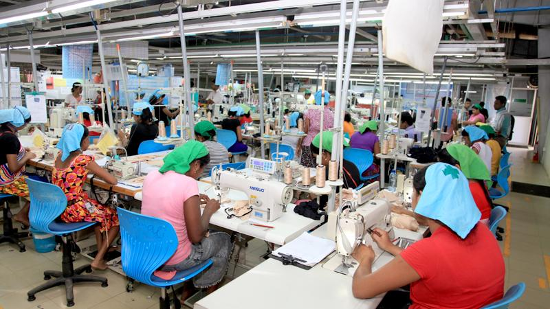 Through the skills they acquire from their daily work in the apparel industry, they are also able to foster their entrepreneurial spirit to embark on small businesses such as tailoring services, restaurants and transport services.