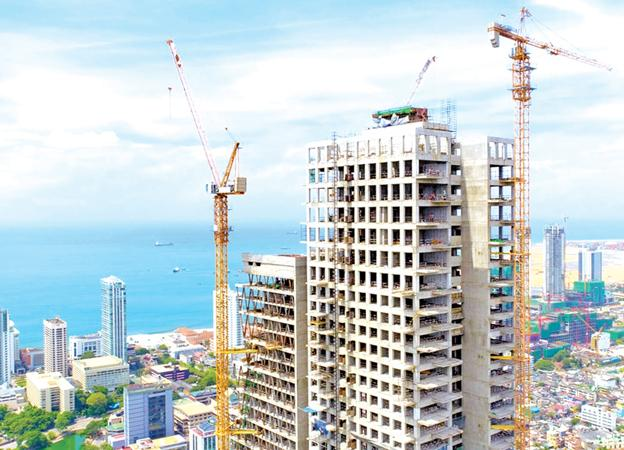 Sri Lanka's condominiums are mostly bought by Sri Lankans.  The occupants, however, are mostly expatriates.