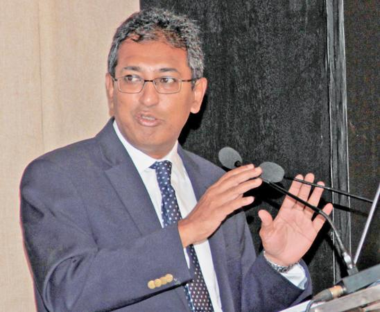 Dr. Harsha de Silva. Pic: Hirantha Gunathilake