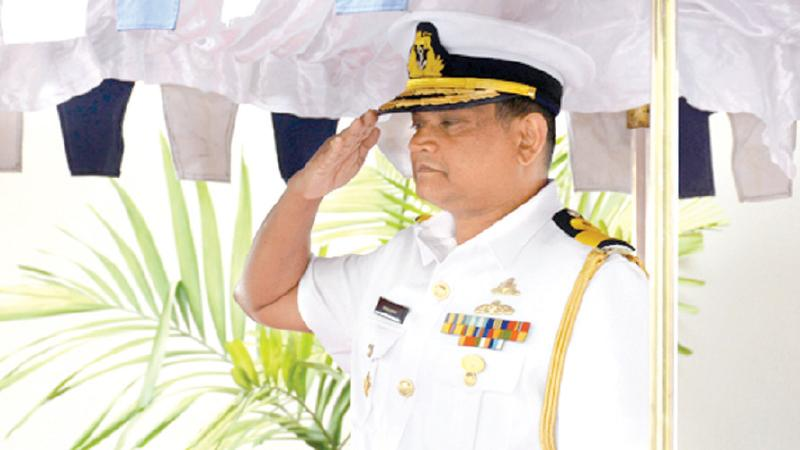 Rear Admiral A. Guruge