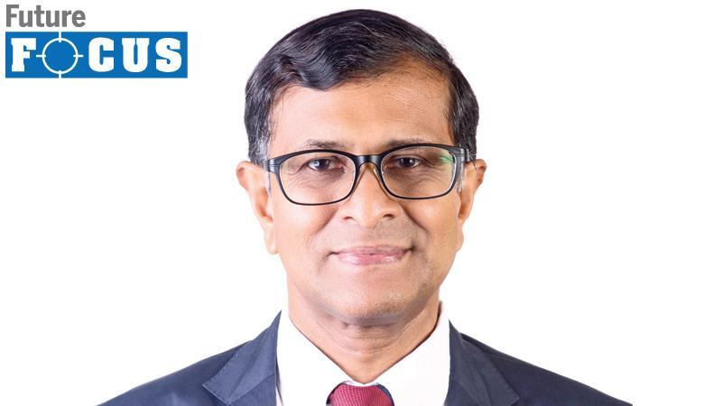 Executive Director, Lakshman Kadirgarmar Institute of International  Relations and Strategic Studies, Dr. Ganeshan Wignaraja