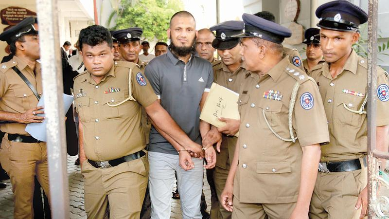 Drug kingpin Mohamed Najim Mohamed Imran alias Kanjipani Imran was produced before the Colombo Additional Magistrate yesterday. The court granted the Colombo Crimes Division permission to detain him for three months under the PTA