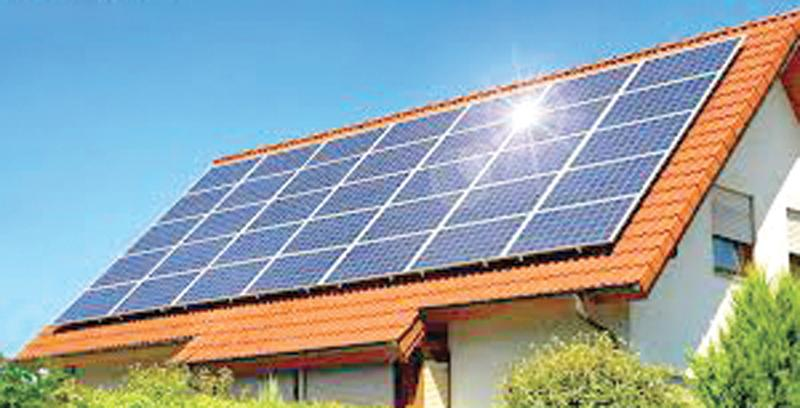 Solar energy could be a short-term alternative to meet the current power demand.