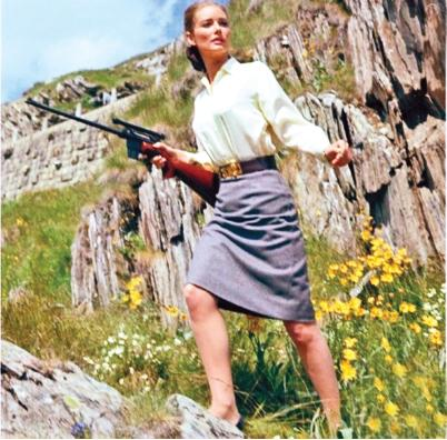 "Dame Helen Mirren has described Mallet as ""loyal and generous"""