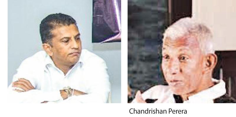 Roshan Mahanama-Chandrishan Perera