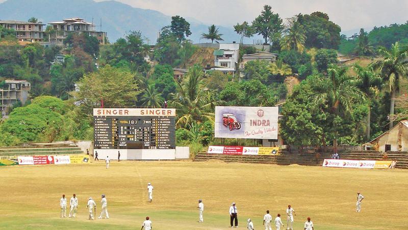 The Asgiriya Stadium