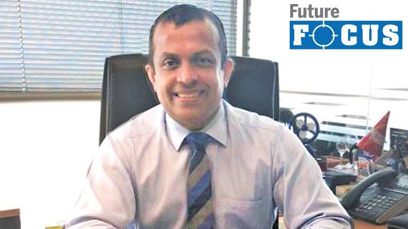 Director and Head of Marketing and Sales, Amaya Resorts and Spa, Denesh Silva