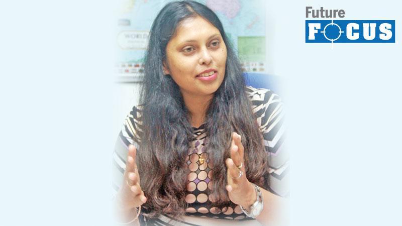 Chairperson, CIMA Sri Lanka Country Network and Head Strategic Business Development, Hayleys Group, Manohari Abeyesekera