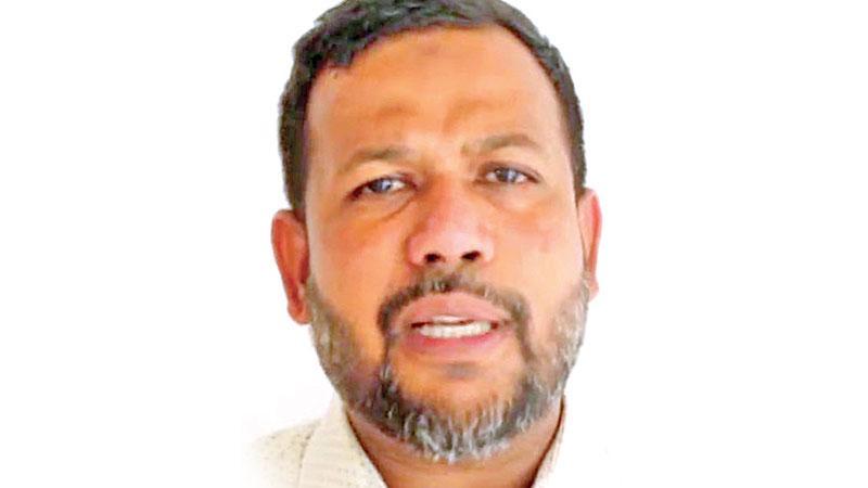 Minister Rishad Bathiudeen