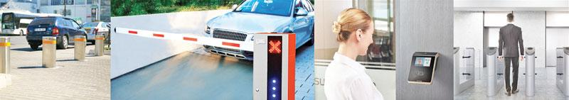 Security products offered by Cenmetrix include security access control,  automated vehicle gate barriers, turnstiles, parking bollards, vehicle  identification and metal detectors.