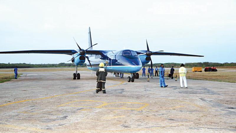 Palaly Airport