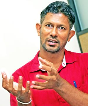 Prof. Rangika Halwatura                                         Pic: Rukmal Gamage