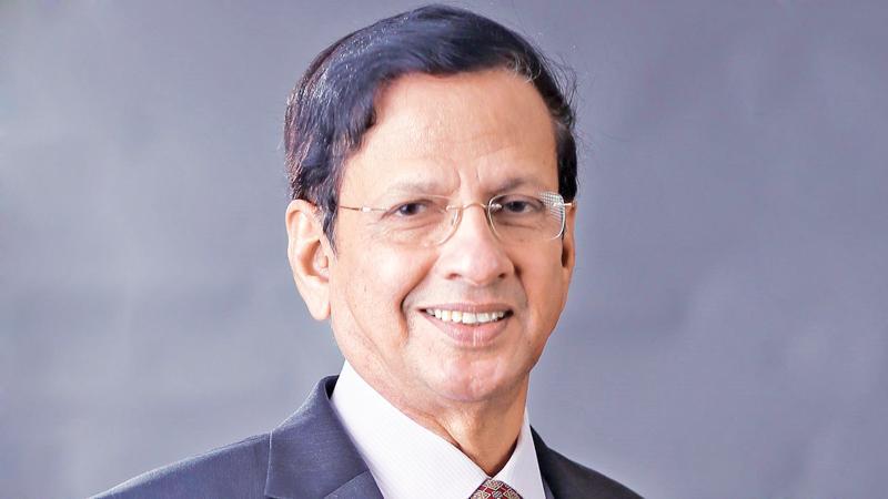 Chairman A. R. Rasiah