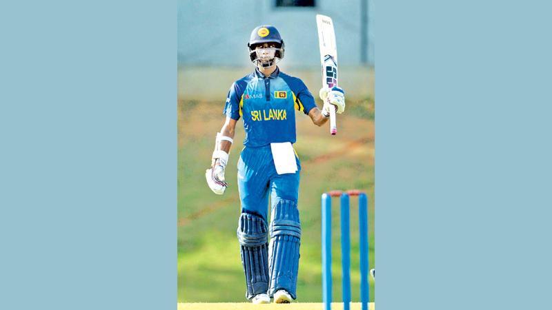 Kamil Mishara: Most successful batsman scored three half centuries