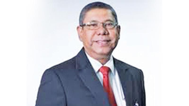 Managing Partner, KPMG Sri Lanka, Rehaz Mihular