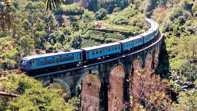 The Nine Arch Bridge that tourists find irresistible