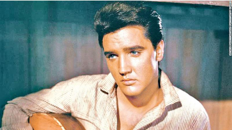 Elvis Presley won't be easy to cast   Sunday Observer