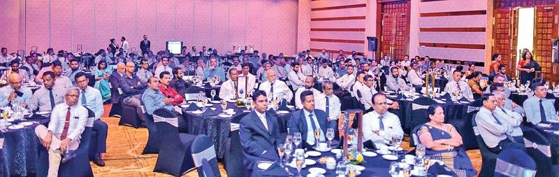 Guests at a regional event.