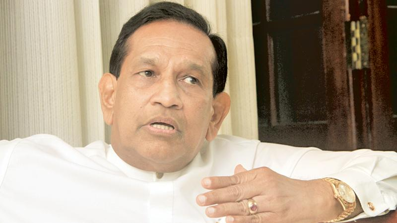Health Minister Dr.Rajitha Senaratne