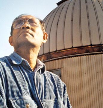 Prof. Chandra Wickramasinghe