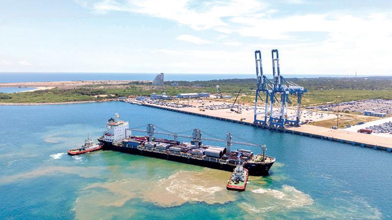 The Hambantota Port