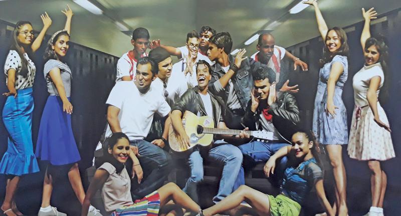 02298597573 Grease, the Musical Wonderful! Amazing! | Sunday Observer