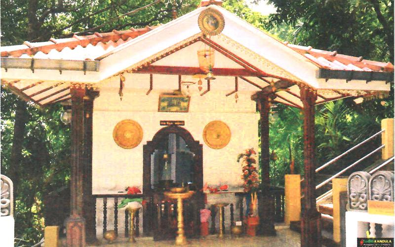 The Gatabaru temple