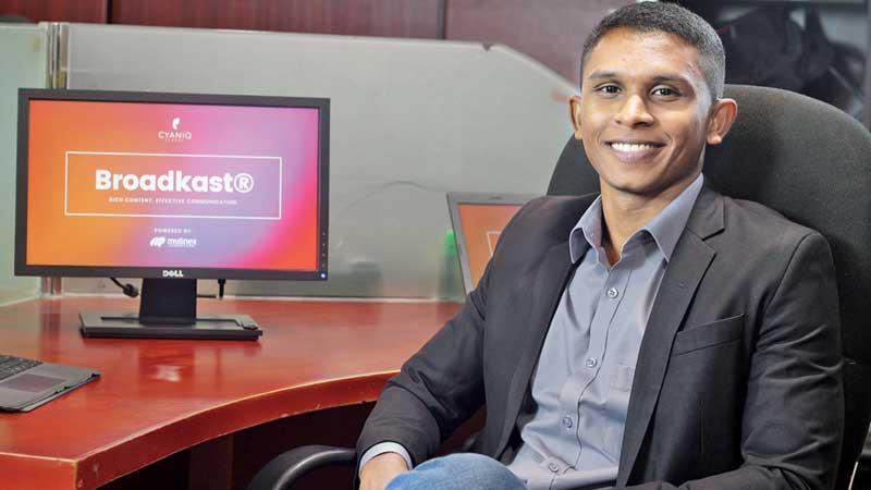 Head of Sales, Mylinex International, Shanaka Mendis
