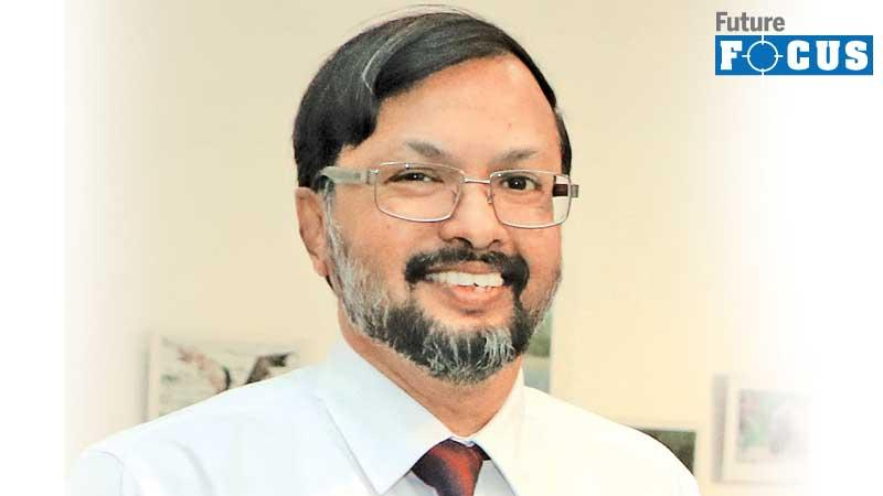 Chairman, Ceylon Chamber of Commerce, Import Section, Delano Dias