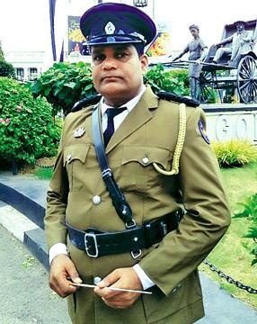 Sub Inspector Nishantha Premalal