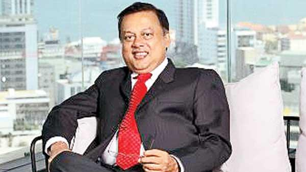 Chairman Sumal Perera